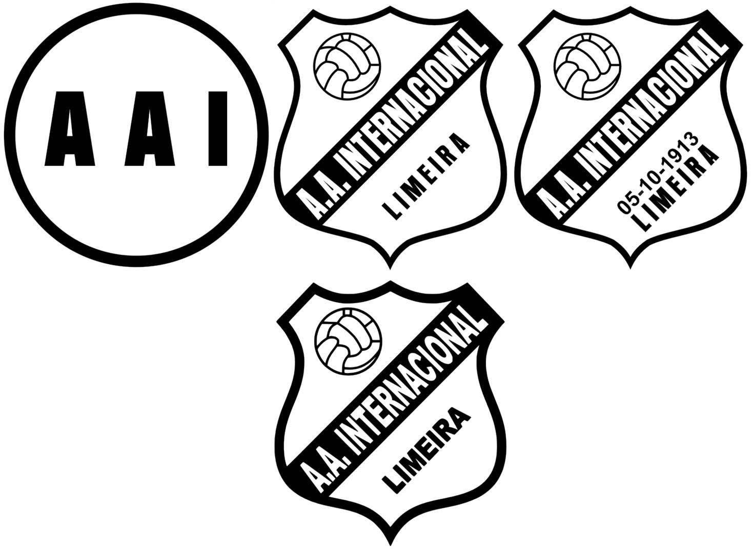 ASSOCIAÇÃO ATLÉTICA INTERNACIONAL CIDADE  LIMEIRA SP FUNDAÇÃO  05 DE  OUTUBRO DE 1913 0df90e71ca2ee