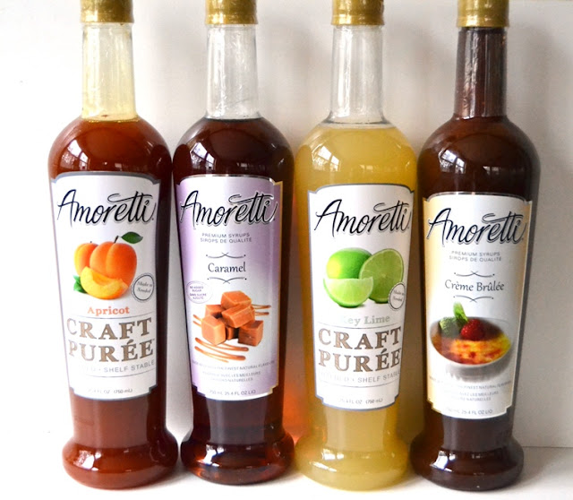 Amoretti Syrups and Purees