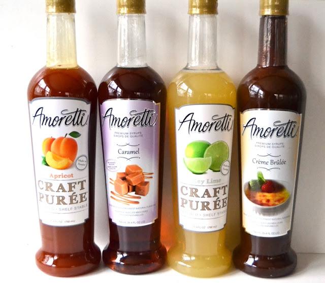 Amoretti Syrups and Purees