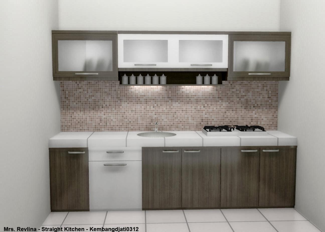 Jasa interior apartemen di jakarta apartment interior design for Jasa buat kitchen set