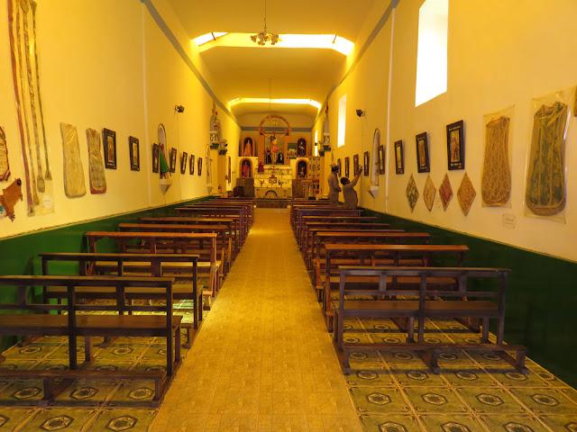 die Kirchenbänke sind jetzt komplett 2 Wochen vor 2. Kirchweihfest