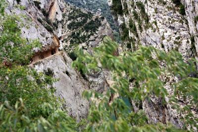 Congost del Mont-Rebei en el Montsec