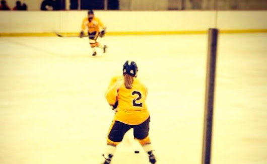 February Sport Club Highlight: Women's Ice Hockey