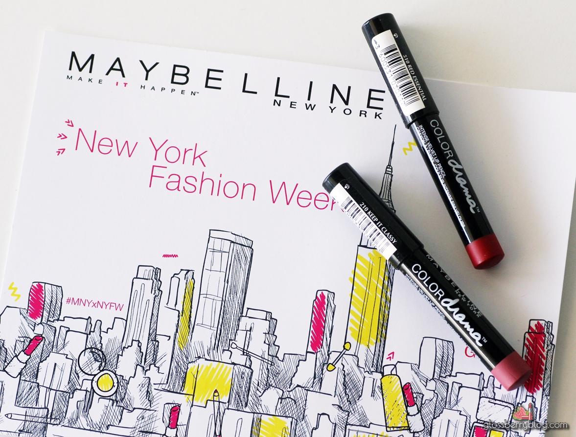 color drama maybelline עפרון שפתיים שפתון מייבילין מייבלין קולור דרמה המלצה סקירה גלוסברי בלוג איפור וטיפוח