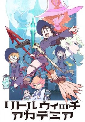 Anime Little Witch Academia 25/25 + Ova Mega Sub Español (HDL)