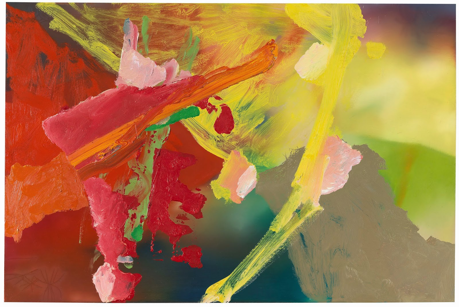 Christopher Volpe S Art Blog Gerhard Richter Art Is Still