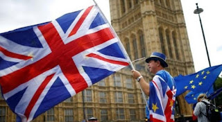 UK economy near standstill as Brexit approaches