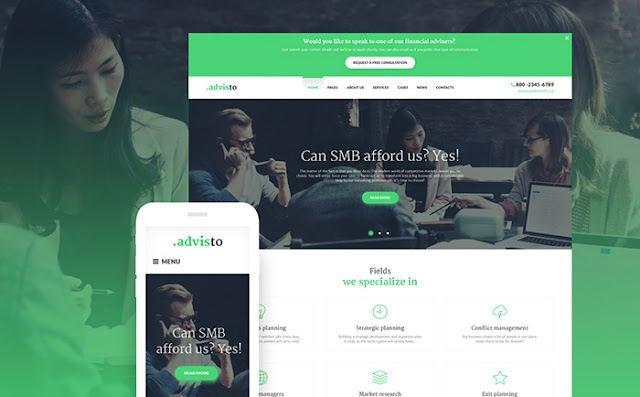 Meet The Hottest Trend – WordPress Themes With Parallax Effect