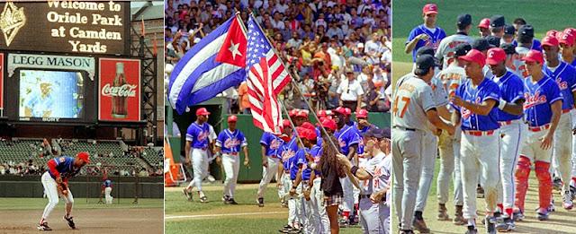 Fueron dos días inolvidables. Cuba se paralizó el 28 de marzo y el 3 de abril de 1999. Hasta los más reaccionarios detractores del béisbol firmaron una tregua para ver a la selección nacional enfrentar a los Orioles de Baltimore