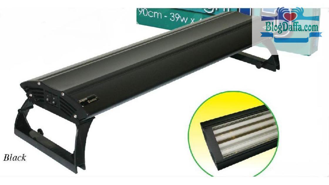 Jenis lampu aquascape T5-FLOURESCENT
