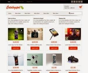 Catalogspot Revo eCommerce - Online Store Responsive Blogger Template