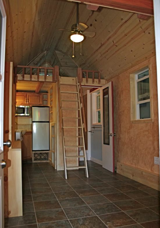 Going Green Eco Living Tiny House Style