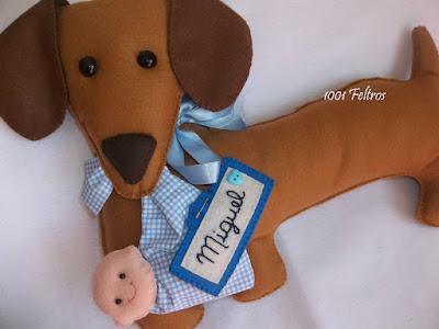 Enfeite Porta Maternidade Boneco Com Cachorros No Elo7 Bolinha De fe98037b0f