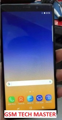Flash Note 9 Firmware