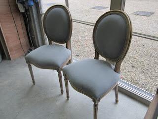 stoelen herstofferen Waarmaarde