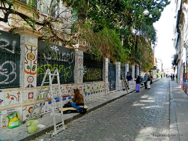 Grafites em Palermo Soho, Buenos Aires