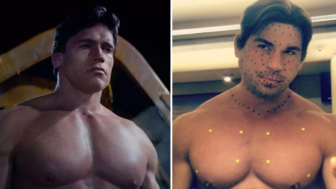 The Movie Sleuth: News: Arnold Schwarzenegger Lookalike Cast