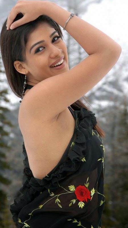 Nayanthara Hot Saree Drop Scene Photos South Actress ...