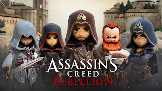 Assassin Creed Rebellion MOD Apk Data Obb [LAST VERSION] - Free Download Android Game