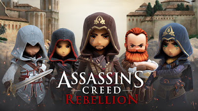 Assassin Creed Rebellion apk + obb