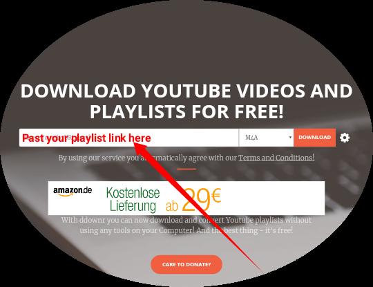 download youtube playlist online