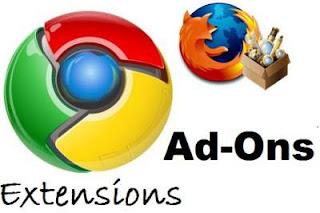 Extensions Penting Untuk Blog Website