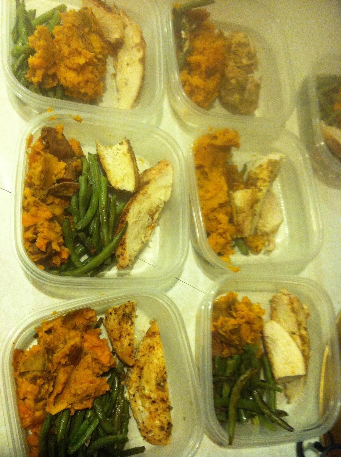 Meal Prep Ideas Beyoutifully Made