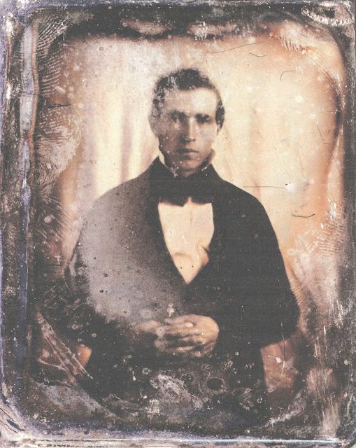 The Joseph Smith daguerreotype photograph