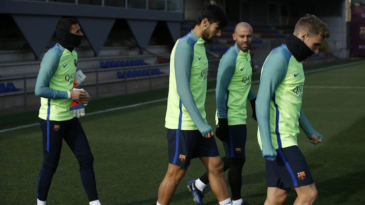Ghost Green Barcelona 2017 Pre Match And Training Kits Released Footy Headlines