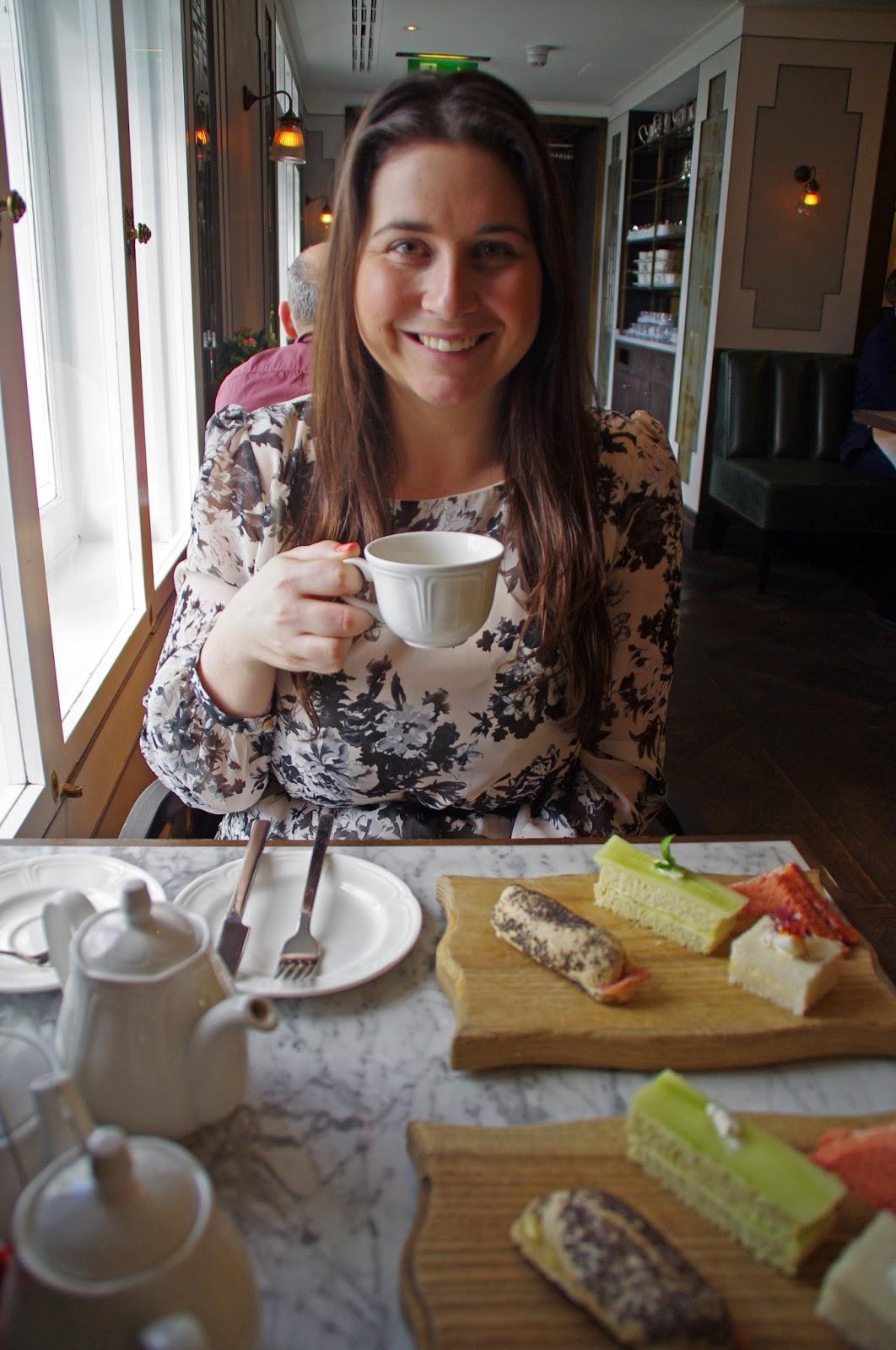 Lanes of London Afternoon Tea