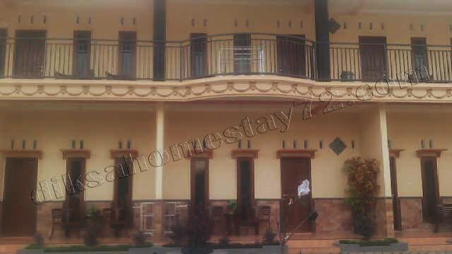 Guest House Diksa 2 Kota Batu