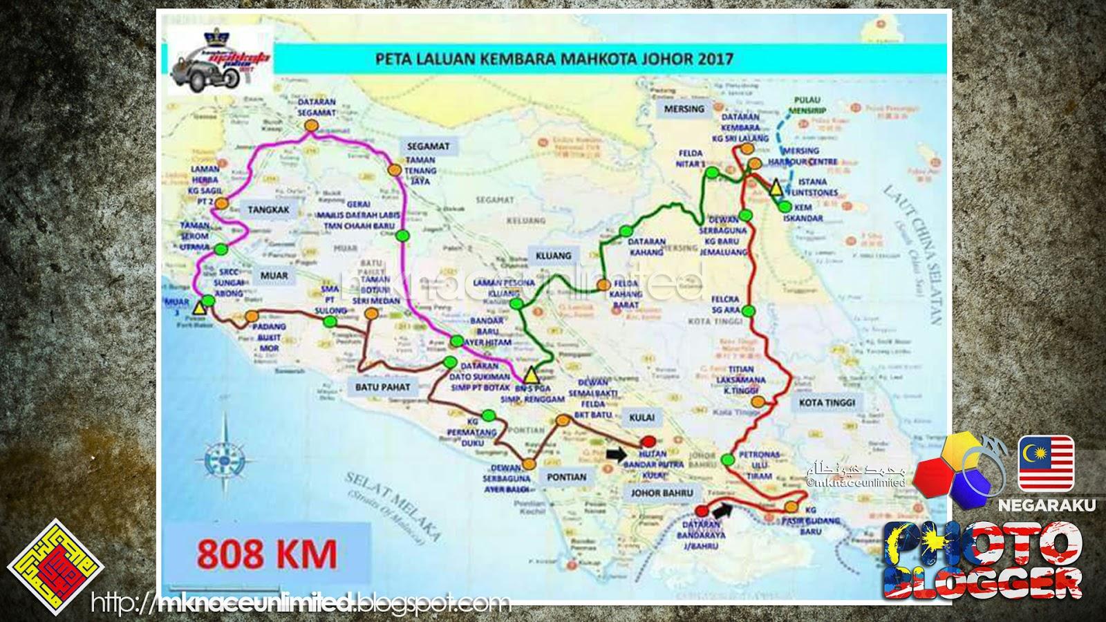 Kembara Mahkota Johor 2017 Bermula 9 12 September Mknace Roti Tissue By Canai Ikhwan Gh Corner Mks Tahun Ini Dymm Tuanku Berkenan Memandu Kereta Klasik Morgan Dari Bahru Pontian Kota Tinggi Mersing Kluang Segamat Tangkak Muar