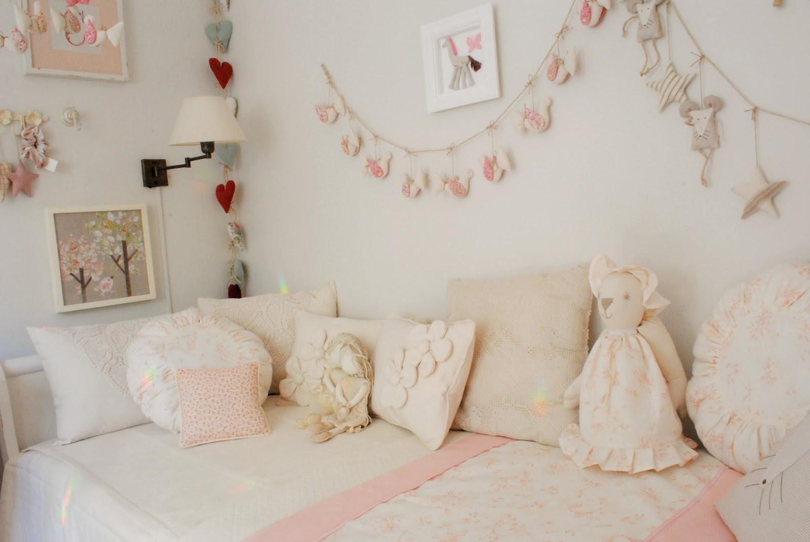 Paz montealegre decoraci n juegos de cuna para ni itas - Juego de cojines para cama ...