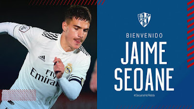 Oficial : Seoane nuevo jugador del Huesca