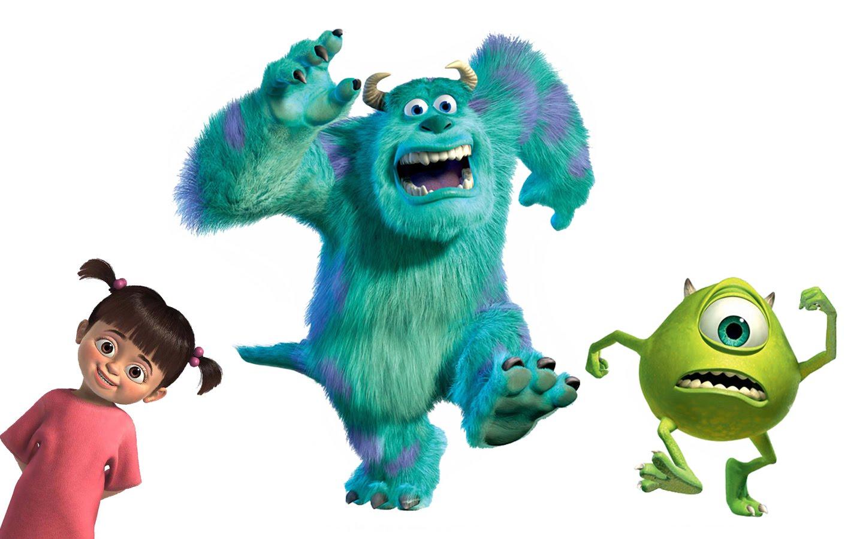 Austenitis: Movie: Monsters, Inc