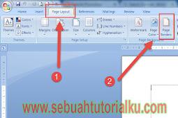 Cara Membuat Memasukan Border Di Microsoft Word