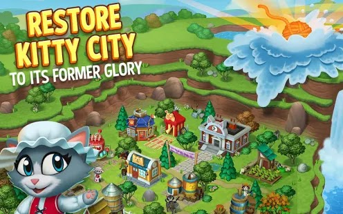 Kitty city Ap kMod Free on Android Game Download