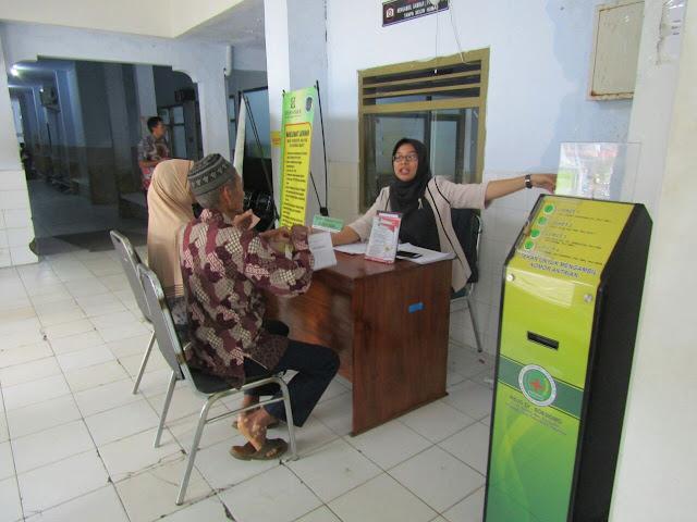 Buka Pendaftaran Online Pasien RSUD Semakin Dimudahkan
