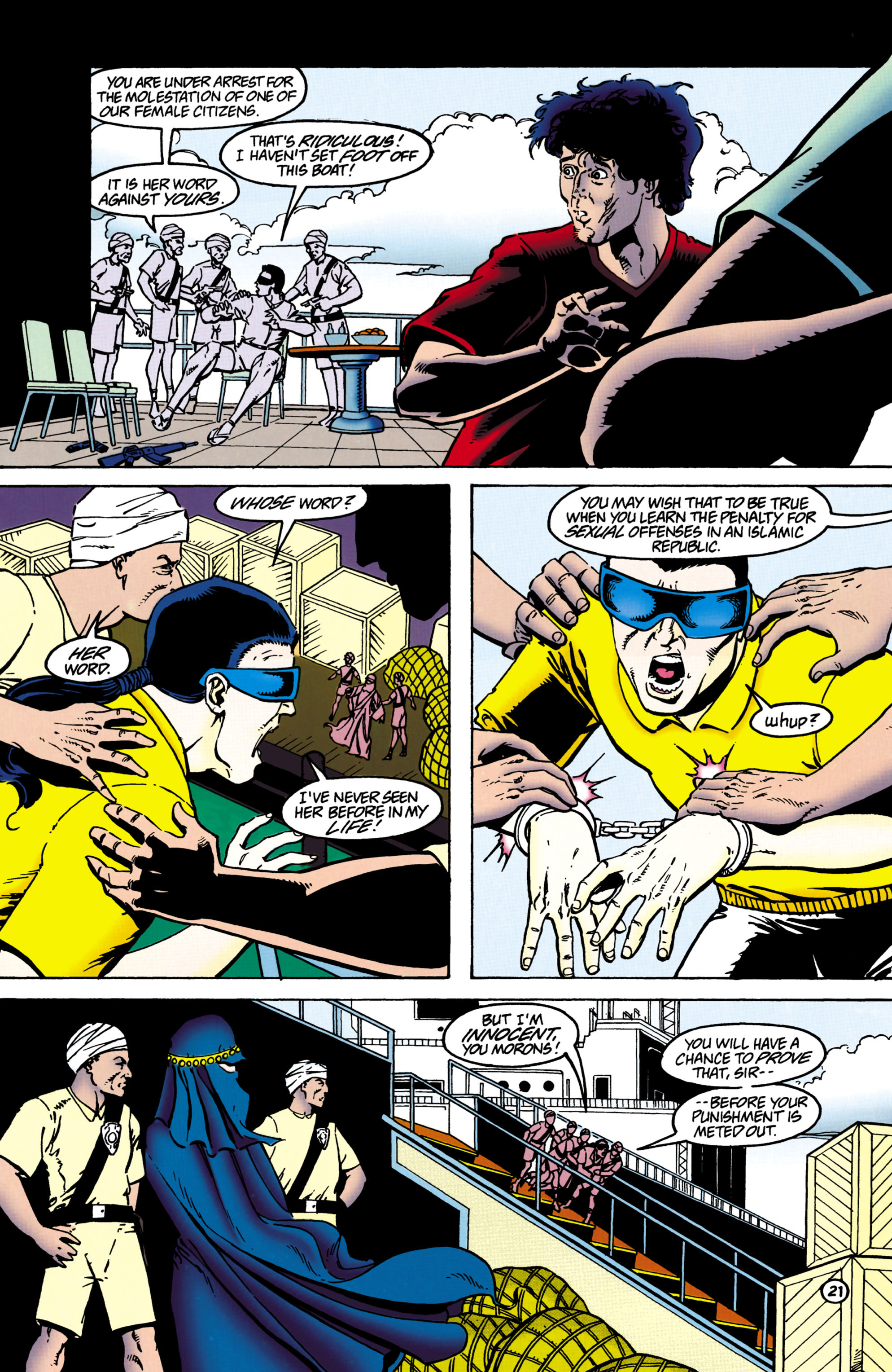 Catwoman (1993) Issue #36 #41 - English 22