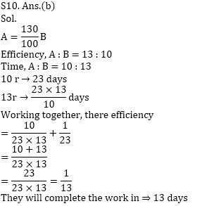 RRB NTPC Mathematics Quiz : 27th September_140.1