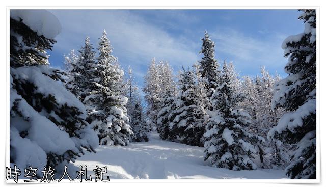 Lake Louise ski resort 9