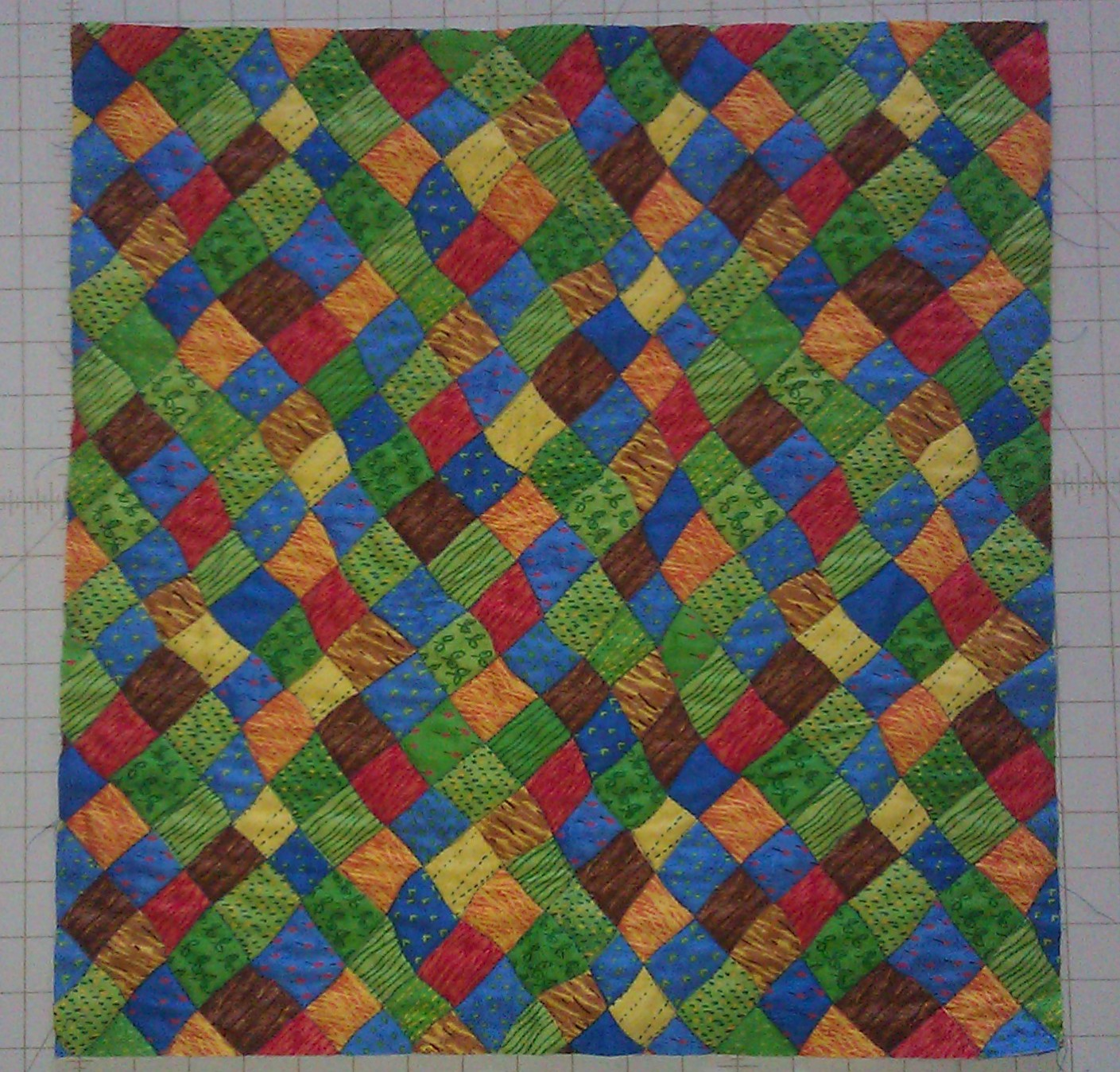 Sew EZ Quilting: How To Sew Binding To A Quilt