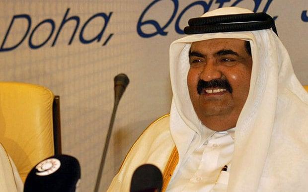 Sheikh Khalifa bin Hamad Al Thani, o ex-emir da pequena nação do Golfo do Qatar, que foi deposto por seu filho em um golpe palaciano sem derramamento de sangue, morreu no domingo