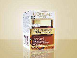 The L'Oreal Paris Age Perfect folding cartons were manufactured using 100% clean, renewable wind energy and produced in a Zero Manufacturing Waste to Landfill (ZMWL) facility.