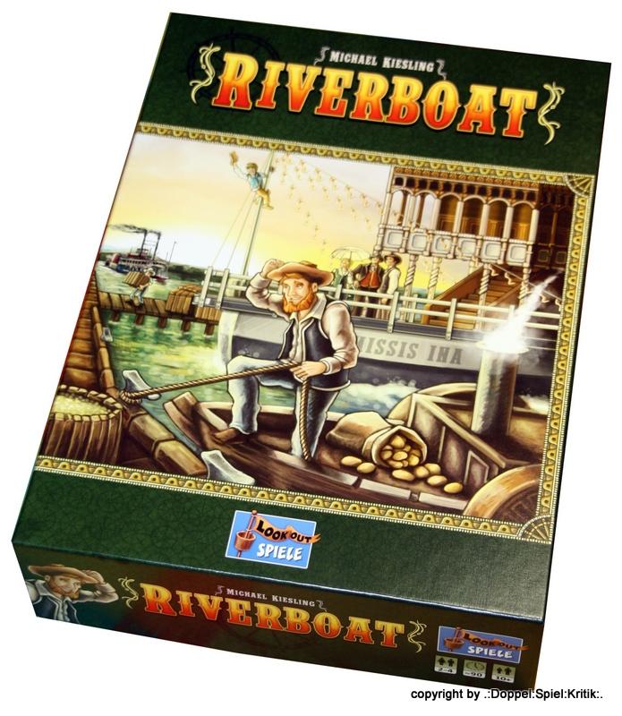 Riverboat Spiel