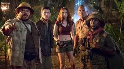 Movie Review-Jumanji: Welcome to the Jungle