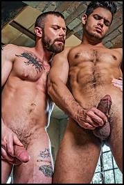 Rico Marlon y Sergeant Miles