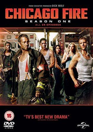 Série Chicago Fire - Heróis Contra o Fogo - 1ª Temporada Legendada 2012 Torrent