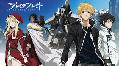 Download Anime Break Blade Movie BD + Batch Subtitle Indonesia