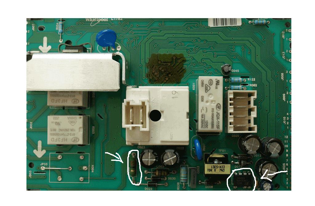 Schema Elettrico Lavastoviglie Whirlpool : Elettrodomestici errori allarmi febbraio
